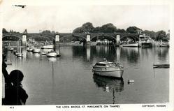 THE LOCK BRIDGE