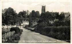 GENERAL VIEW FROM NEWPORT ROAD