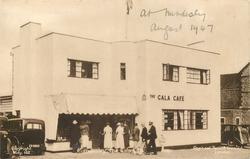 THE GALA CAFE