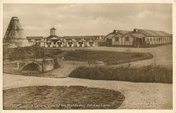 A GENERAL VIEW OF THE MUNDESLEY HOLIDAY CAMP