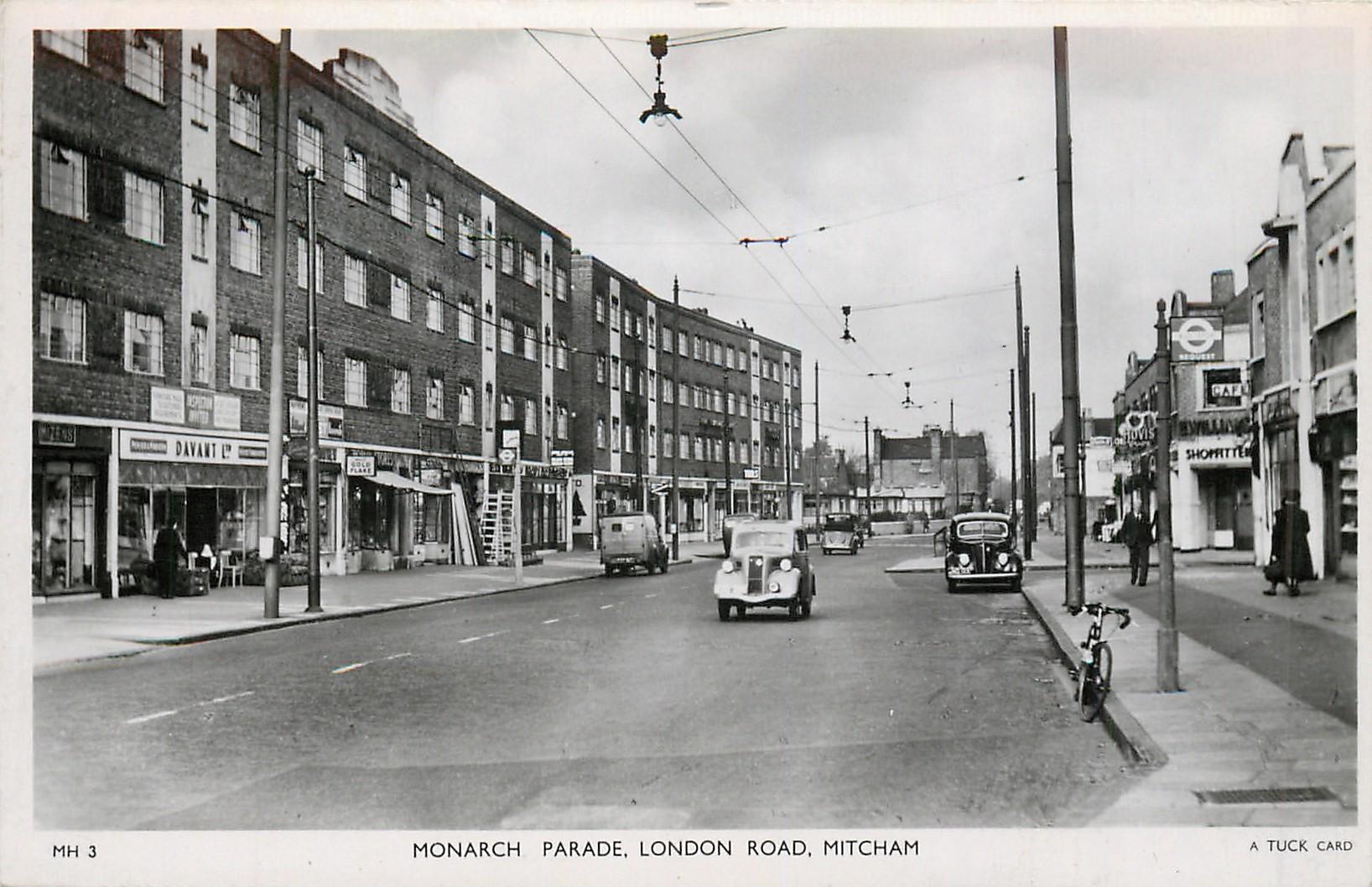 MONARCH PARADE, LONDON ROAD