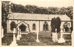 THE CHURCH, WHICHAM