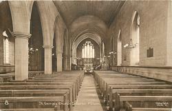ST. GEORGE'S CHURCH INTERIOR