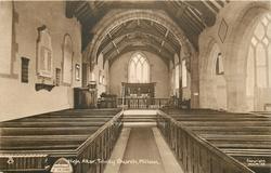 HIGH ALTAR, TRINITY CHURCH