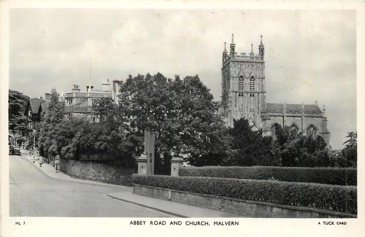 ABBEY ROAD AND CHURCH