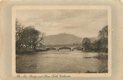 THE NEW BRIDGE AND RIVER TEITH