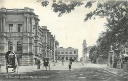 G.P.O. AND QUEEN'S HOUSE