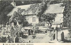 OLD CHURCH, BONCHURCH