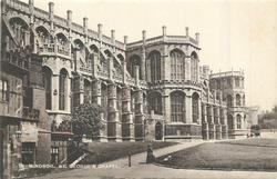 ST GEORGE'S CHAPEL from front right