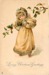 LOVING CHRISTMAS GREETINGS