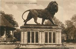 THE LION, FORBURY GARDENS