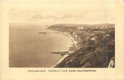 GENERAL VIEW FROM HEATHERWOOD