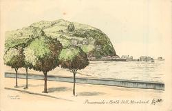 PROMENADE AND NORTH HILL