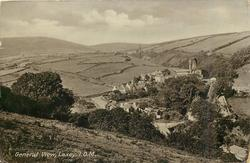 GENERAL VIEW , LAXEY