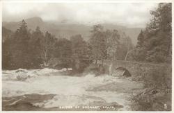 BRIDGE OF DOCHART