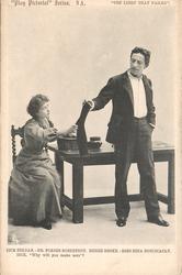 DICK HELDAR - MR FORBES ROBERTSON. BESSIE BROKE MISS NINA BOUCICAULT DICK. WHY WILL YOU MAKE NETS?