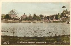 RUTTER'S FARM, WOODSIDE,
