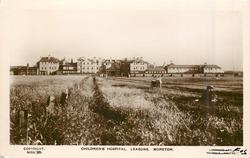 CHILDREN'S HOSPITAL, LEASOWE