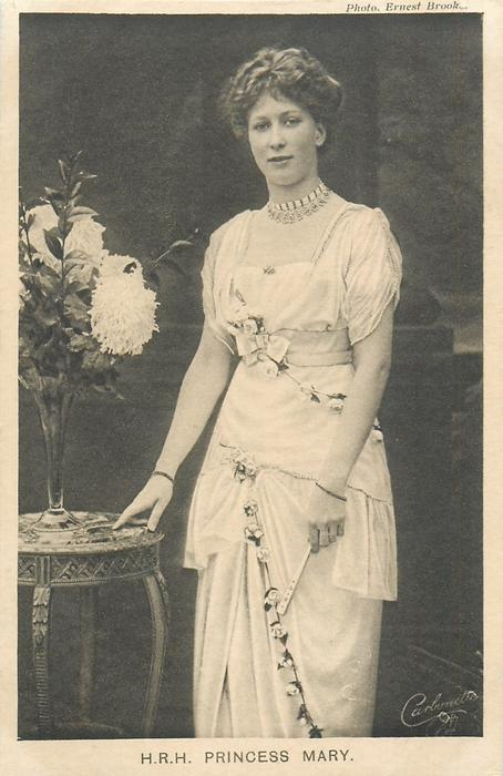 H.R.H. PRINCESS MARY