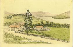 LAWERS HOTEL AND LOCH TAY