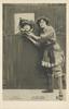 MISS PATTIE BROWNE as TWEENY --  MISS IRENE VANBRUGH as LADY MARY LASENBY