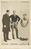 LORD BROCKLEHURST, MR. CARTER PICKFORD, HON. ERNEST WOOLEY MR. GERALD DU MAURIER. TWEEINE MISS PATTIE BROWN