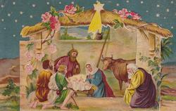 A JOYFUL CHRISTMAS (back)