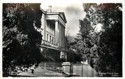 MILLICHOPE HALL