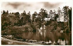 THE LAKE, MILLICHOPE HALL
