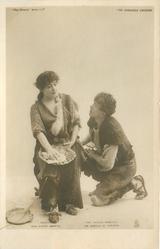 MISS PATTIE BROWNE as TWEENY ,MR. GERALD DU MAURIER as  HON. ERNEST WOOLLEY