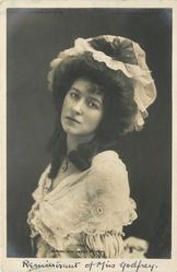FANNIE, MISS JESSIE BATEMAN