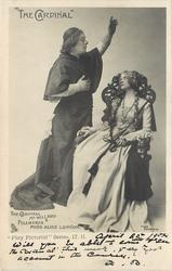THE CARDINAL MR WILLARD FILIBERTA & MISS ALICE LONNON error for LENNON