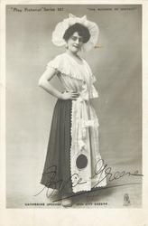 CATHERINE UPSCHER  MISS EVIE GREENE