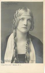 MISS ALICE LONNON  (error for LENNON )  AS FILIBERTA