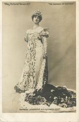 EMPRESS JOSEPHINE, MISS ELIZABETH KIRBY