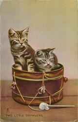 TWO LITTLE DRUMMERS