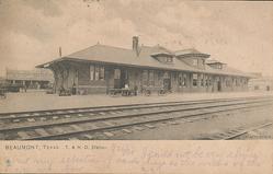 T.& N. O. STATION