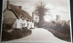 WOOLSTONE ROAD AND CHURCH