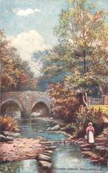 MONK'S BRIDGE, BALLASALLA