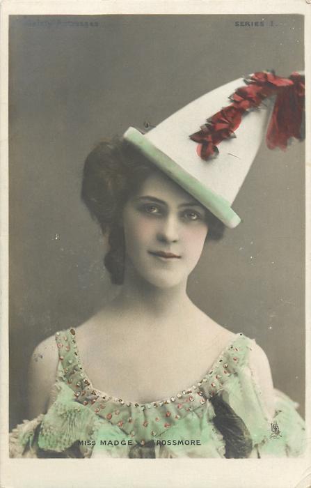 MISS MADGE ROSSMORE