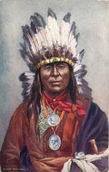 "CHIEF ""IRON OWL"""