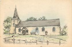 YATTENDON CHURCH