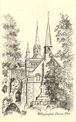 WHIPPINGHAM CHURCH, I.O.W.