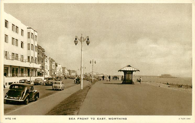 SEA FRONT TO EAST