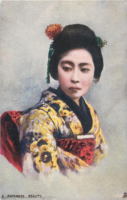 A JAPANESE BEAUTY