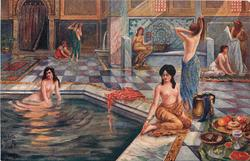 A MOORISH BATH