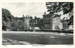 WHITEHAVEN HOSPITAL
