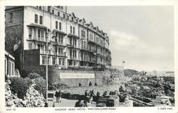 ANCHOR HEAD HOTEL
