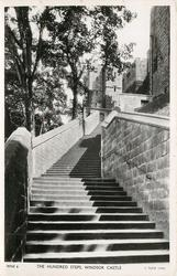 THE HUNDRED STEPS, WINDSOR CASTLE