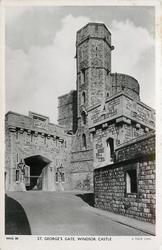 ST. GEORGE'S GATE, WINDSOR CASTLE